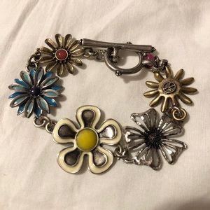 Lucky Brand Floral Bracelet